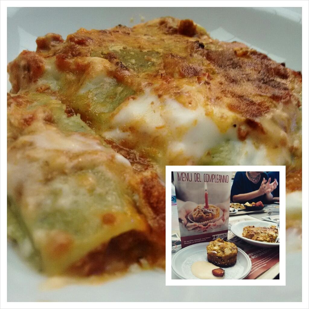 lasagna verde camst
